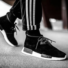 "hypefeet   adidasoriginals Chukka Boost ""Black White"" Photo   needlehorse 233ec5a78"