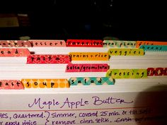 like how Teesha made her dividers using washi tape to make them brighter and happier Journal Ideas Smash Book, Book Journal, Art Journals, Kikki K Planner, Filofax, Planner Book, Planner Ideas, Bullet Journal Key, Rolodex