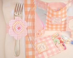 Baby Shower Gingham 2
