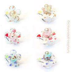 Parfum rings