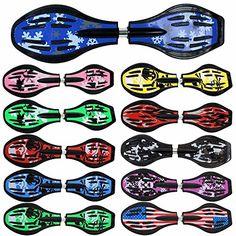 http://ift.tt/22jOKP0 Waveboard Original Funtomia mit ABEC-11 Lager inkl. Tasche und CD (Es stehen verschiedene Farbdesigns zur auswahl) (Blau / Schneeflocke Design) @cheapiike%#