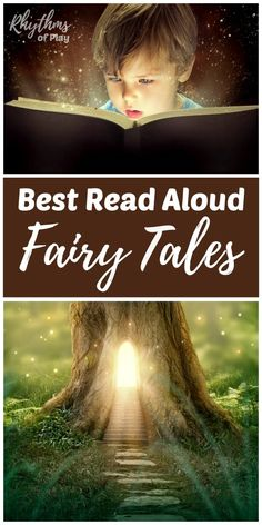Best Read Aloud Fairy Tales - Studies show that reading aloud to children has countless benefits. Whether it's fairy tales, folk tales, myths, or legends, they all aid in a child's development. Here's a list of our favorites! Creative Activities For Kids, Nature Activities, Creative Kids, Book Activities, Tales For Children, Fairy Tales For Kids, Best Fairy Tales, Reading Aloud, Library Inspiration