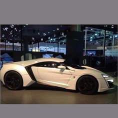 2013 W Lykan Hypersport - one of the most expensive supercars ever made | #supercar #carsport #tuning #fast #vehicle < repinned by www.BlickeDeeler.de | Follow us on www.facebook.com/blickedeeler