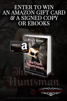 Win a $25 Amazon Gift Card & Signed Copies or eBooks from Author Jessica Aspen