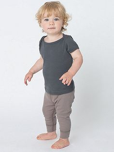 Our cozy, thermal leggings will keep your infant feeling snug all day long.