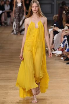 yellow off shoulder maxi yellow summer dress, sandals. women fashion @roressclothes closet ideas