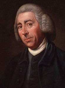 """""""Capability Brown"""" (ca.1769) Nathaniel Dance, National Portrait Gallery, London, England.  Lancelot Brown [1716-83], more commonly known as Capability Brown, was an English landscape architect. He is remembered as """"the last of the great English eighteenth-century artists to be accorded his due"""", and """"England's greatest gardener"""". He designed over 170 parks, many of which still endure."""