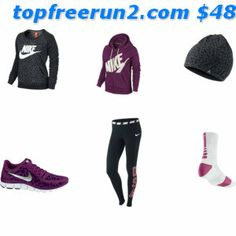 Nike Sneakers - Women's Nike Free 5.0+    #nicessneaker com