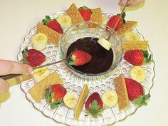 Foodie Fun for Kids: Chocolate Fondue