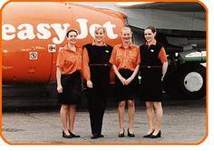 EasyJet Easy Jet, Airline Uniforms, Intelligent Women, Cargo Airlines, Cabin Crew, U2, Flight Attendant, Aviation, Commercial