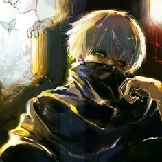 Tokyo Ghoul One-eyed King