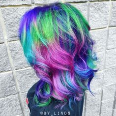 Color by @by_lindshttp://www.qunel.com/  fashion street style beauty makeup hair men style womenswear shoes jacket