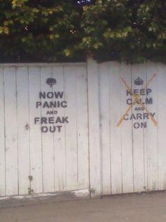 earthquake humour