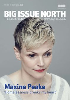 Magazine available from 6-12 July 2015. More info on the magazine available at www.bigissuenorth.com, https://www.facebook.com/bigissueinthenorth or on Twitter @bigissuenorth. Thank you for your support. #workingnotbegging