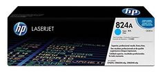 HP 824A CB381A Cyan Original LaserJet Toner Cartridge #HP