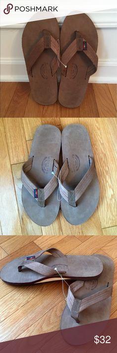NWOT Authentic Rainbow Sandals Never worn, size 10 Rainbow Shoes Sandals & Flip-Flops