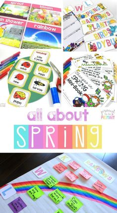 All About Spring sci