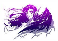 League of Legends - Morgana by Paddy-F - Yıldız Fırsat Morgana League Of Legends, League Of Legends Characters, Lol League Of Legends, Starcraft, Fanart, Overwatch, Watercolor Pencil Art, Arte Horror, Amazing Drawings