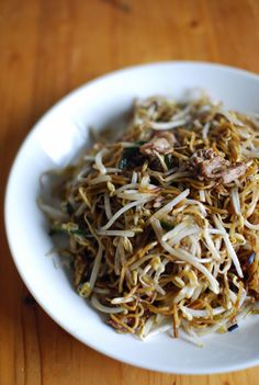 Japanese fried noodle