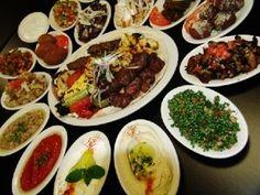Arab food!