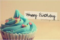Happy Birthday!! <3