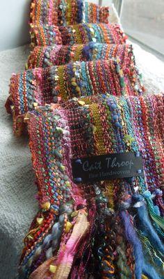 Barefootweaver: Weaving, weaving, weaving...
