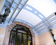 Conservatori de Música  1926  Architect: Antoni de Falguera i Sivilla