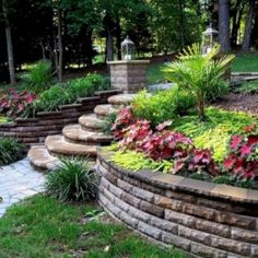 Amazing Hilly Backyard Landscaping Hilly Backyard Landscaping Fresh Sloped Backyard Design Shocking Idea Landscape Plan For Slope Landscaping A Slope, Landscaping Retaining Walls, Modern Landscaping, Landscaping Ideas, Florida Landscaping, Hydrangea Landscaping, Modern Backyard, Large Backyard, Landscaping Company