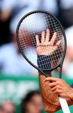 Roger´s Magic Wand. Roger Federer. @JugamosTenis