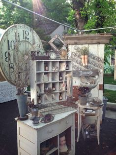 FRENCH COUNTRY COTTAGE: Inspiration~ Flea Market