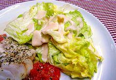 Fruchtig süße Salatsauce
