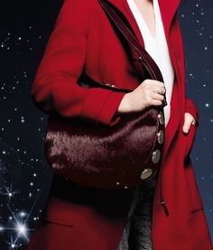 507e7ef2c8 From luxurious handbags- like this berry circle studded bag by Jasper  Conran- to stylish