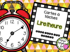 Browse over 10 educational resources created by Mme Marie Eve in the official Teachers Pay Teachers store. French Resources, Cycle 3, Teaching French, Task Cards, Math Centers, Classroom, School, Ainsi, Crayons