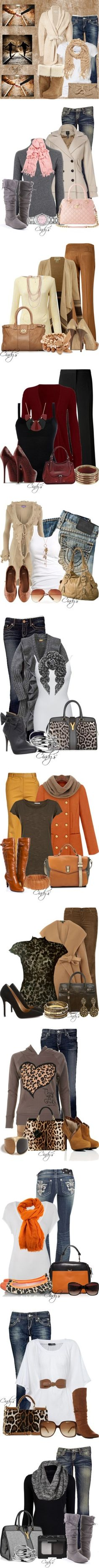 """""""Winter"""" by elizabeth-wills ? liked on Polyvore"""