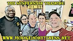 Another Monday night means another another #TRX class at #HookedOnFitness! If you haven't tried #TRX yet you don't know what you're missing...  #PhillyPersonalTrainer #GroupFitness #FitFam #BestInPhilly #BestInPhillyKeepsGettingBetter http://ift.tt/1Ld5awW Another shot from #HookedOnFitness