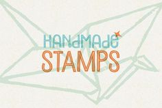 Handmade Stamps Vectors by 3lines on @creativemarket