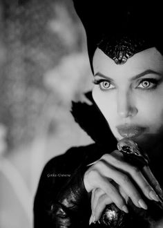 Maleficent i am in love with how this story was told..from her perspective. Sometimes you need to know why evil became that way
