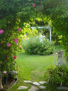 love secrets, especially when they are gardens