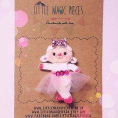Lambie Doc Mccstuffins Inspired Character by LittleMagicPieces
