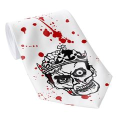 Browse through our thousands of designs or design your own necktie. Creepy Halloween Decorations, Design Your Own, Formal Wear, Party Themes, Tech, Suits, How To Wear, Spooky Halloween Decorations, Technology