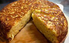 "Best Homemade Neapolitan ""SPAGHETTI PIZZA"" - Mangia Magna Italian Dishes, Italian Recipes, Italian Macaroni Pie Recipe, Italian Foods, Italian Pasta, Spagetti Pie Recipe, Recipe Foe, Spaghetti Pizza, Pasta Pie"