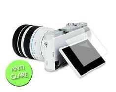 Samsung NX300 Camera Screen Protector - Anti-Glare