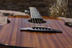 Zager Acoustic ZAD20 Mahogany Guitar