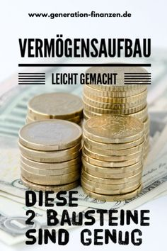 Investment for beginners - Finanzen Investing, Place Card Holders, Tips, Coaching, Budget, Money, Lifestyle, Building, Financial Planning