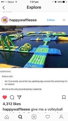I only want to be physically fit so I can do things like obstacle courses