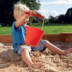 Scrunch-bucket - best bucket ever!
