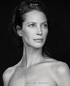 Christy Turlington Covers Town & Country 170th Anniversary 2016