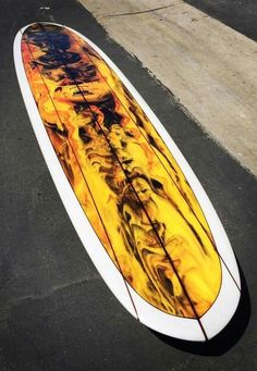 It's challenging to learn to surf and can take years to master. When you take up surfing you should have realistic expectations. Longboard Design, Custom Surfboards, Surfing Tips, Surfboard Fins, Summer Surf, Learn To Surf, Skate Surf, Surfs Up, Water Crafts