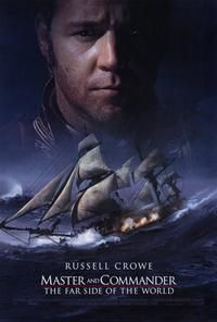 Master and Commander: The Far Side of the World Movie Posters From Movie Poster Shop