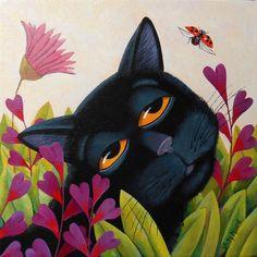 Lady Bug by Vicky Mount